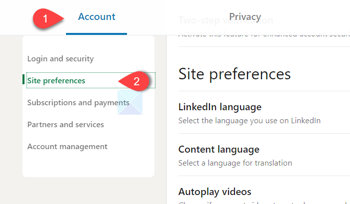 How to stop videos from playing automatically on LinkedIn