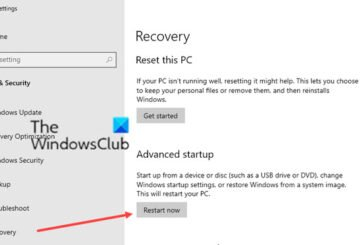 Advanced Recovery Delete Partition