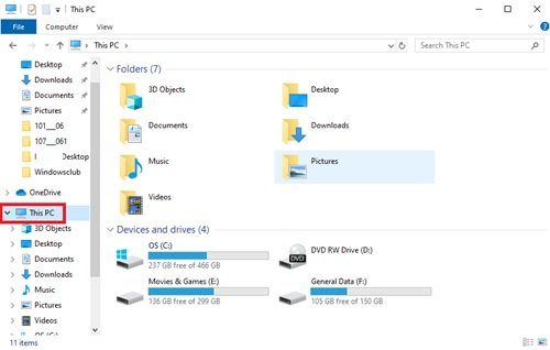 Hard drive full? How to find the largest files on Windows 10?