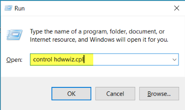 How to open Device Manager in Windows 10
