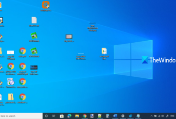 fix can't move desktop icons windows 10 issue