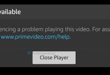 We're experiencing a problem playing this video