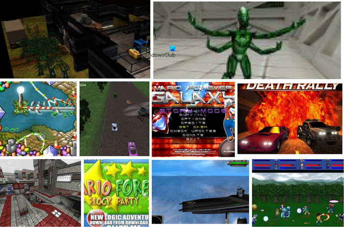 Free download games for Windows 10 PC