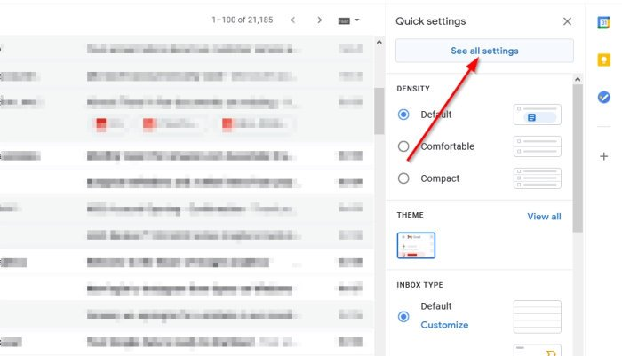 Recall or Unsend an email in Gmail