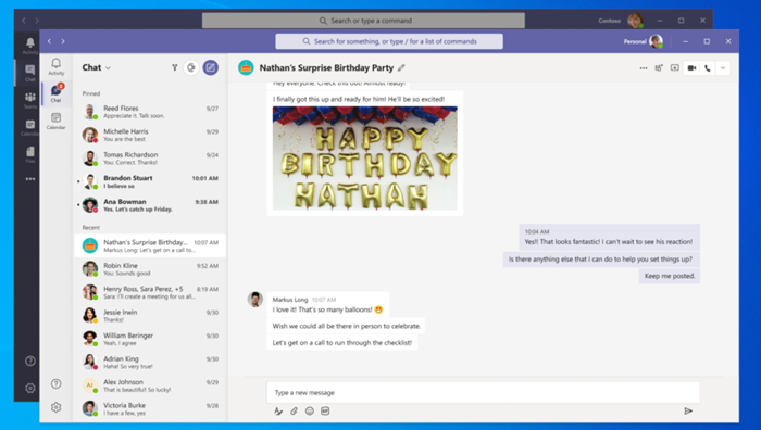 Microsoft Teams get more Family-iar with new features