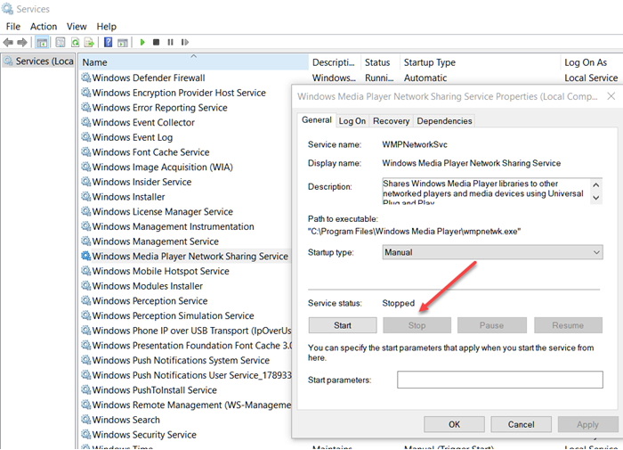 Clear, Reset, Delete Windows Media Library WMDB Files