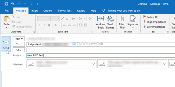How to forward multiple emails at once from Outlook