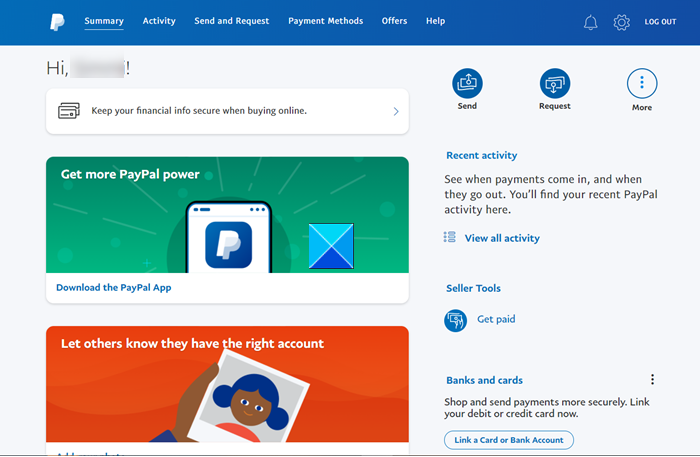 PayPal Login: How to Sign up and Sign in securely