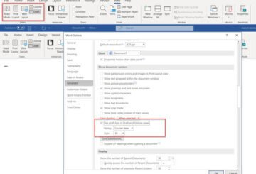 How to troubleshoot damaged documents in Word