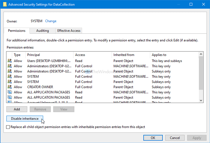 How to fix blank Windows Insider Program page in Windows Settings