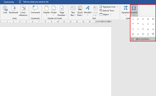 special-characters-ms-word