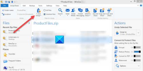 open MIME Emails and Attachments in Outlook