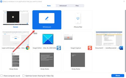 How to enable annotation for Zoom meetings