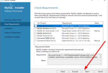 Download and Install MySQL in Windows 10