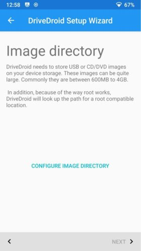 Download and Configure DriveDroid