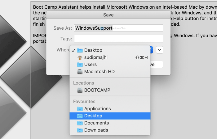 Facetime Camera not working in Windows 10 with Boot Camp
