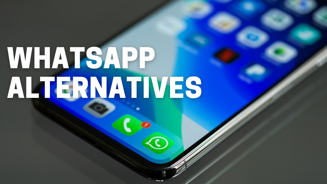 Free WhatsApp Alternatives