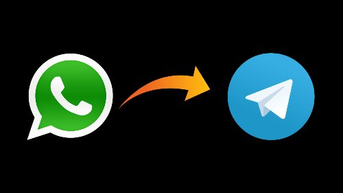 How to move WhatsApp Group Chats to Telegram