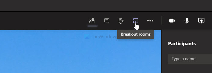 How to create and use Breakout rooms in Microsoft Teams