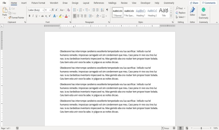 How to display and work with multiple windows in Word