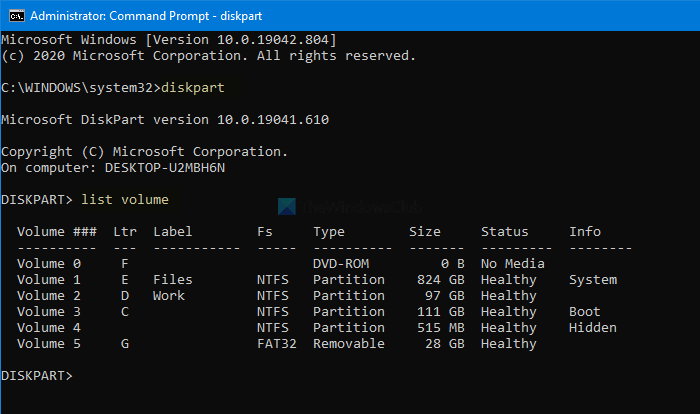 Windows cannot format the system partition on this disk