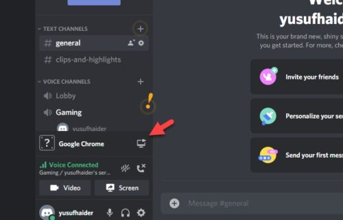 How to fix Discord live viewing not working in Chrome