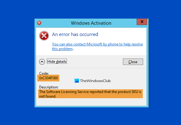 Activation problem microsoft How to