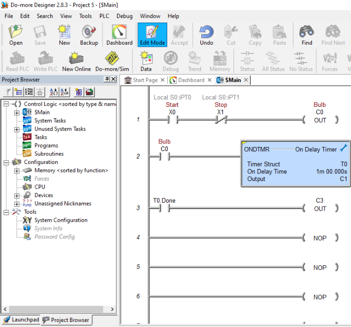 Best Free PLC Simulation Software for Engineering Students Domore Designer