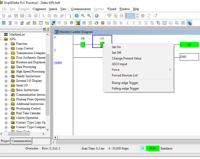 Best Free PLC Simulation Software for Engineering Students WPLSoft