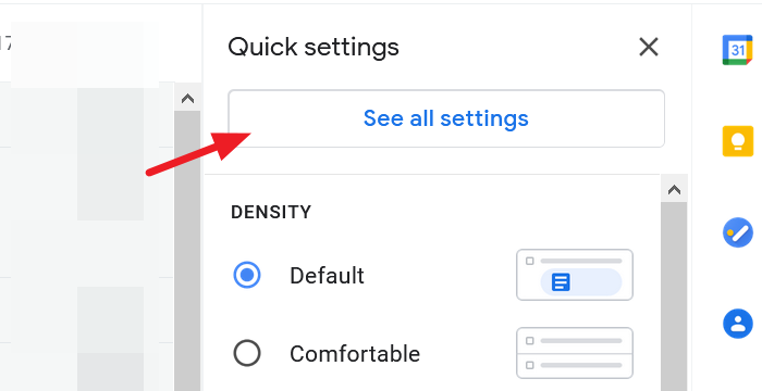 See All Settings in Gmail