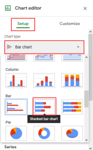 How to Make Gantt Chart in Google Sheets Step 9
