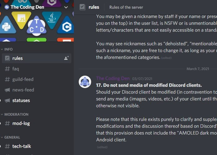Best Discord Server for Programmers to join