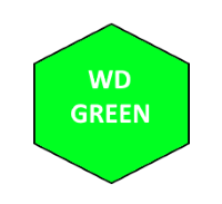 WD Green HDD