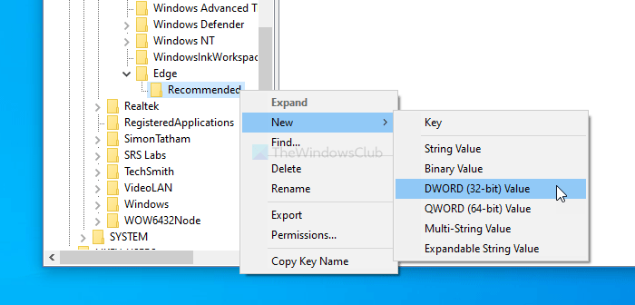 How to enable or disable AutoFill for addresses and credit cards in Edge