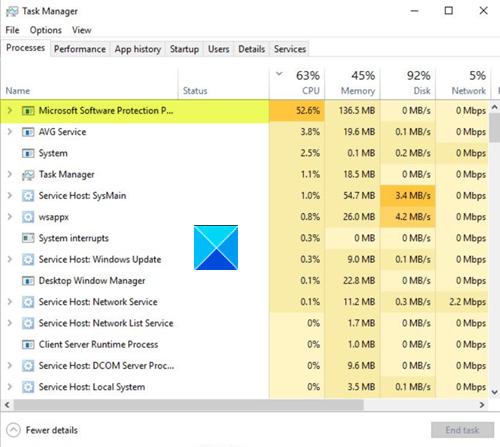 MPSigStub high CPU usage