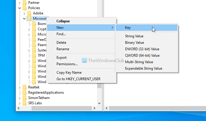How to prevent users from importing data from other browsers into Edge