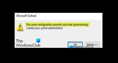 server-configuration-prevents-synchronizing