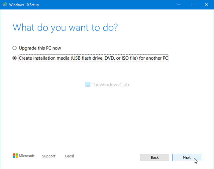 Universal MediaCreationTool wrapper lets you download latest Windows 10 ISO
