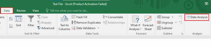 Calculate Moving Average Excel 6