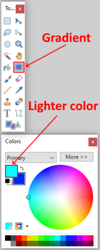 Create Button in Paint.net 10