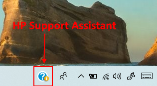 HP Support Assistant Update Drivers 1