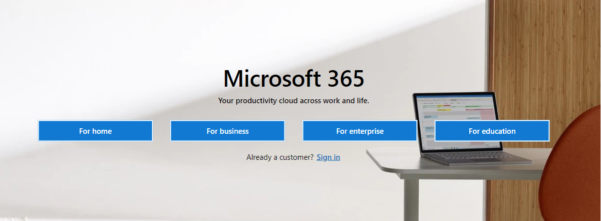 What apps does Microsoft 365 include?