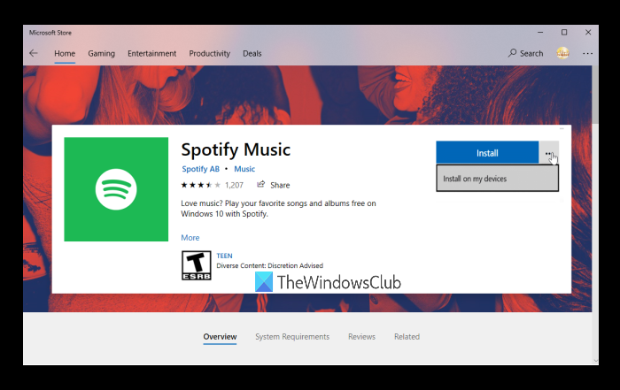 Stop Remote Installation of Microsoft Store apps
