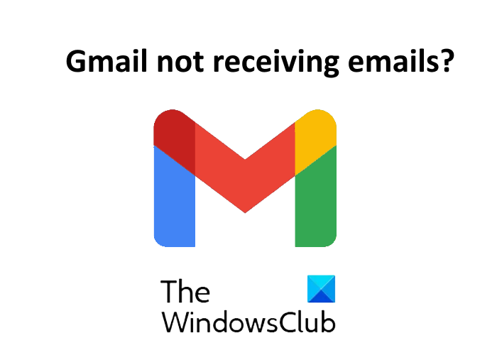 Gmail not sending or receiving emails