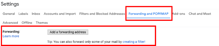 fix gmail not receiving email 4