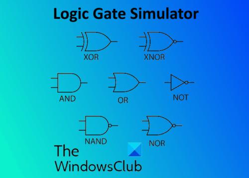 free logic gate simulator software
