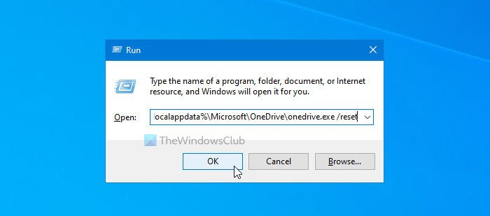 Fix OneDrive needs your attention, Start syncing again by signing in