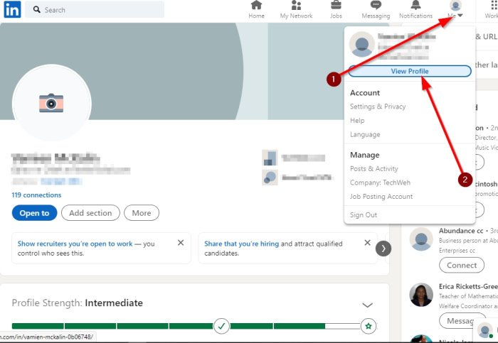 How to convert LinkedIn profile to Resume
