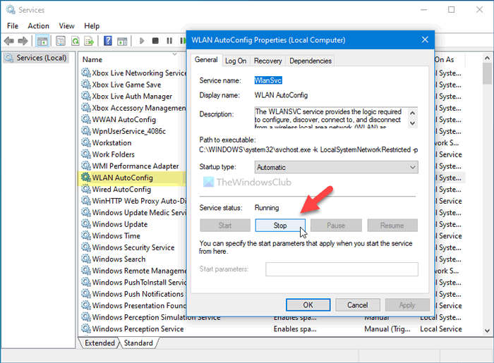 Microsoft Hosted Network Virtual Adapter missing in Device Manager