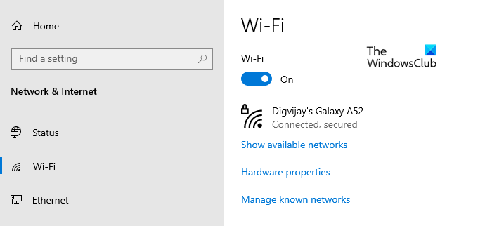 Stop Windows 10 From Connecting Automatically to a Wi-Fi Network